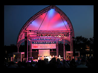 Levitt Pavilion for the Performing Arts