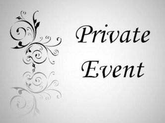 Private Event Icon