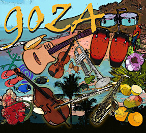 Goza CD Front Cover