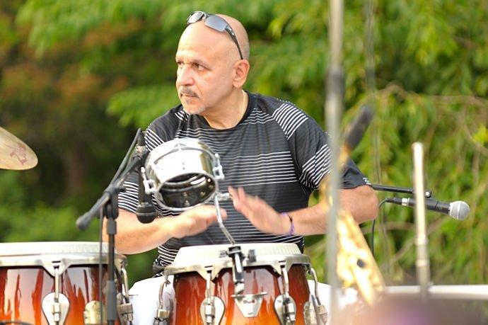 Asher Delerme - Percussion