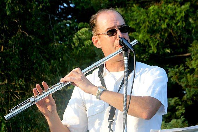 Jeff Taylor - Saxophones / Flute
