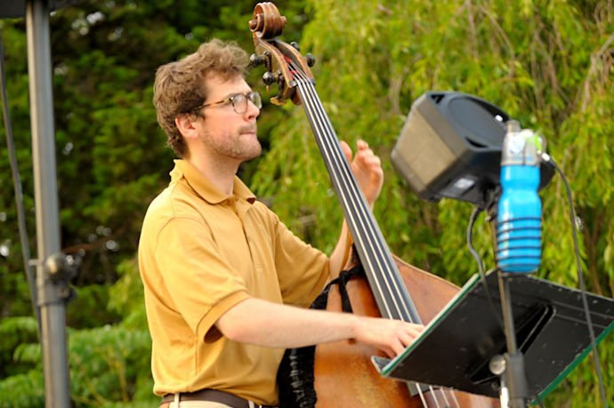 Matt Dwonszyk - Bass
