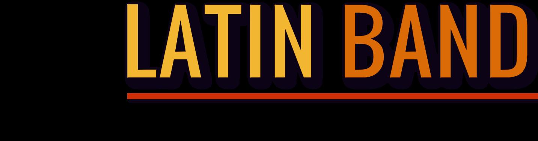 Latin Band Text