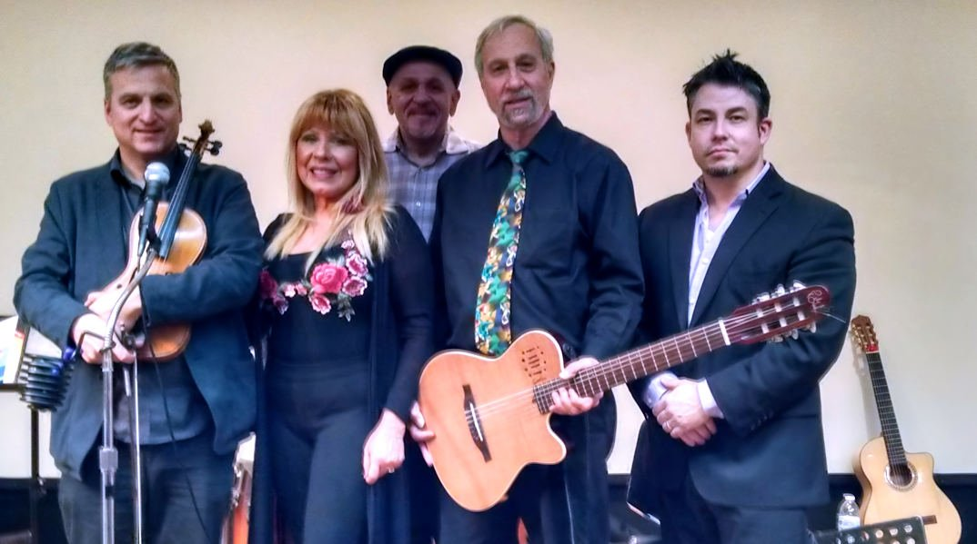 Goza Latin Band — Connecticut's Premier Latin Jazz Ensemble